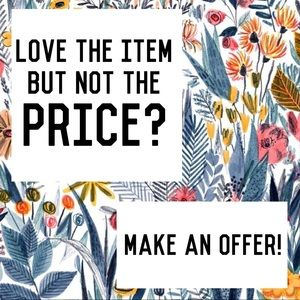Other - Love the item but not the price?